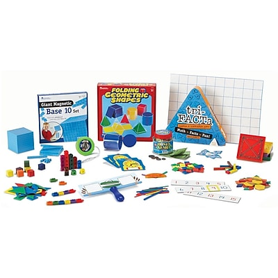 Learning Resources® Common Core State Standards Math Kit, Grade 2