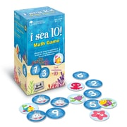Learning Resources® I Sea 10!™ Game, Grades 1+