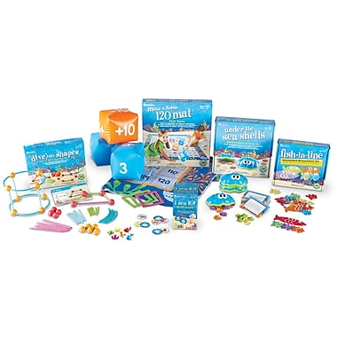 Learning Resources® Under the Sea First Grade Common Core Bundle