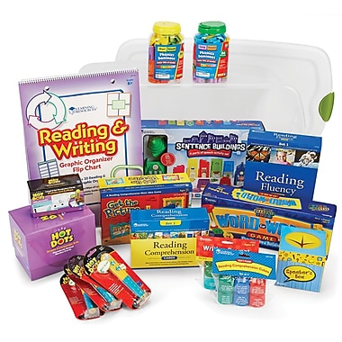 Learning Resources® Common Core State Standards ELA Kit, Grade 2nd
