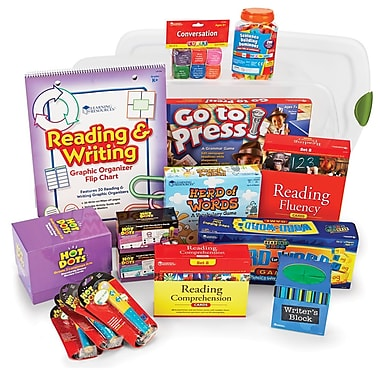 Learning Resources® Common Core State Standards ELA Kit, Grade 3rd