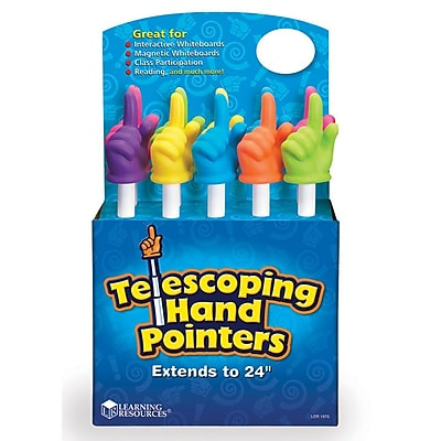 Learning Resources® Telescoping Hand Pointer