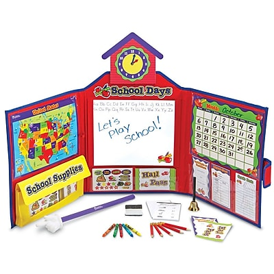 Learning Resources School Pretend & Play Set