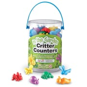 Learning Resources® In the Garden Critter Counter, 72/Set