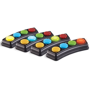 Learning Resources® Answer Lights, 4/Set