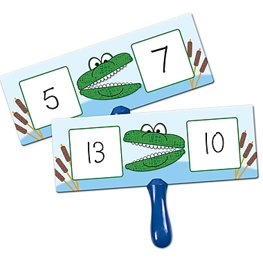 Learning Resources® Greater Gator Maths Answer Board