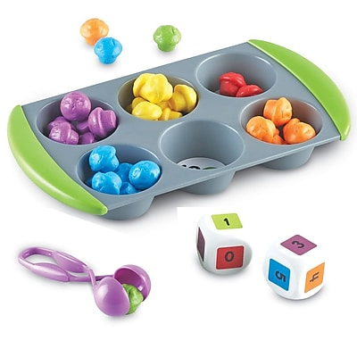 Learning Resources® Mini Muffin Match Up