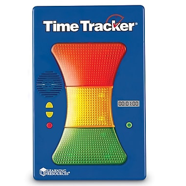 Learning Resources® Magnetic Time Tracker