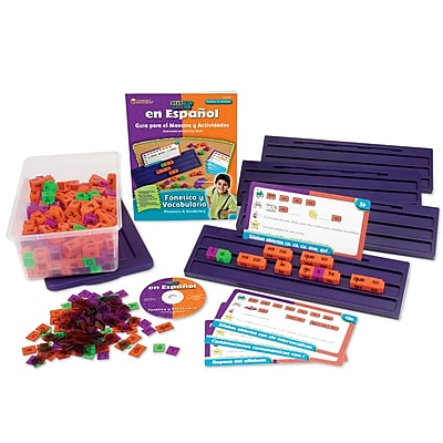 Learning Resources® Reading Rods® Phonics and Vocabulary Kit