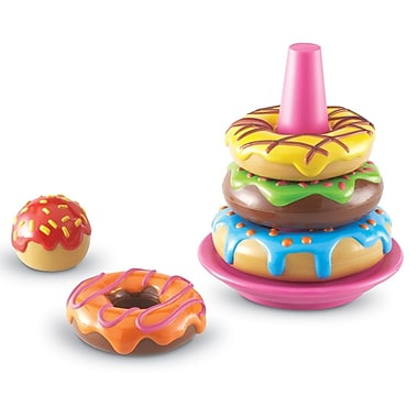 Learning Resources® Smart Snacks® Stack 'em Up Doughnuts