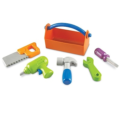 Learning Resources® New Sprouts® Fix it! My Very Own Tool Set