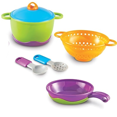 Learning Resources® New Sprouts® Cook it! - My Very Own Chef Set