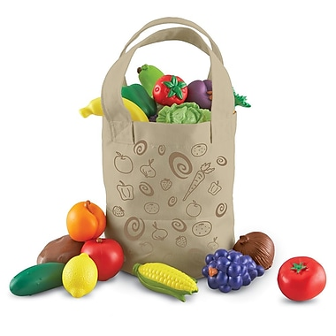 Learning Resources® New Sprouts Fresh Picked Fruit & Veggie Tote