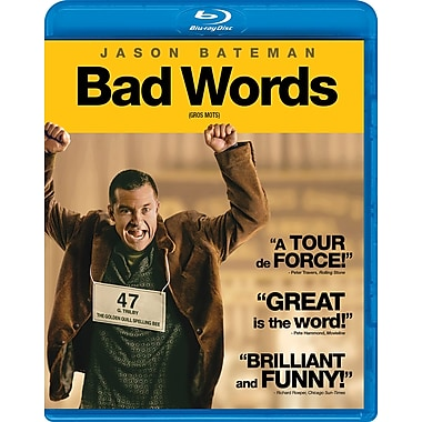 Bad Words (Blu-ray)