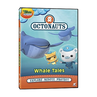 Octonauts: Whale Tales (DVD)
