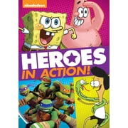 Nickelodeon: Heroes in Action! (DVD), anglais