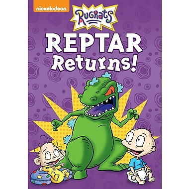 Rugrats: Reptar Returns! (DVD)