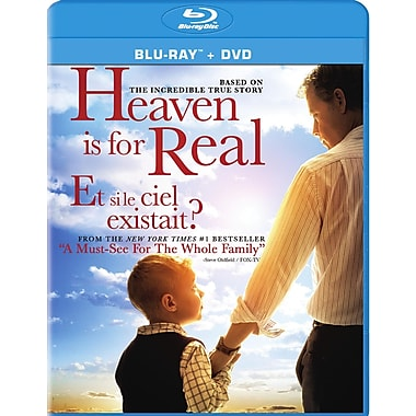 Heaven is For Real (Blu-ray)