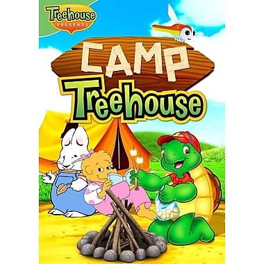 Treehouse: Club Treehouse (DVD)