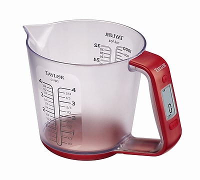 Salter Digital Measuring Cup WYF078275500595