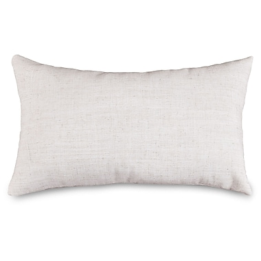 Majestic Home Goods Wales Lumbar Pillow; Magnolia