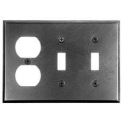 Acorn 2 Toggle Duplex Wall Plate