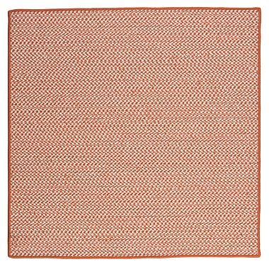 Colonial Mills Outdoor Houndstooth Tweed; 8' Square