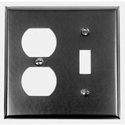 Acorn 1 Toggle Duplex Wall Plate