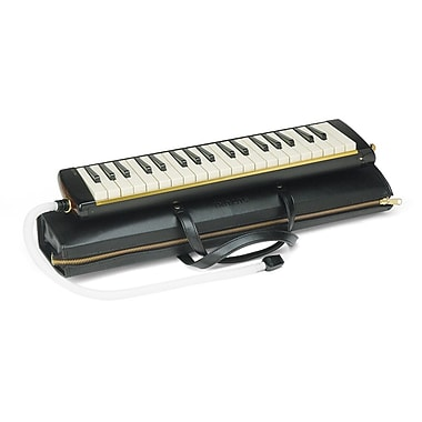 SUZUKI PRO-37v2 Professional Alto Melodion with Case and 3-Mouthpieces