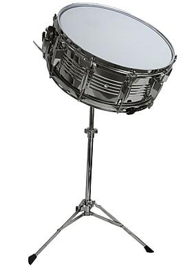 Suzuki Snare Drum Set with Stand and Sticks, 14