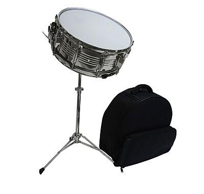 Suzuki Snare Drum Kit with Pad, Sticks and Case