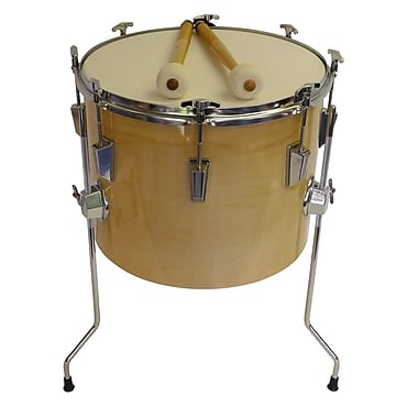 SUZUKI T-140 Timpany Drum with Legs and Mallet 14