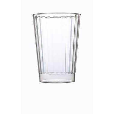 Fineline Settings Renaissance 2410 Crystal Tumbler-, Clear
