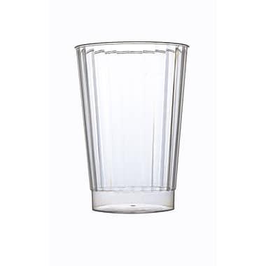 Fineline Settings Renaissance 2412 Crystal Tumbler-, Clear