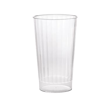 Fineline Settings Renaissance 2416 Crystal Tumbler-, Clear