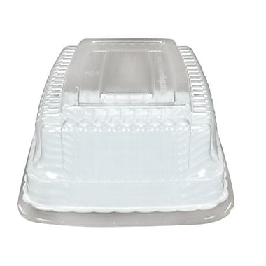 Fineline Settings Flairware 9257-L Clear Dome PET Lid