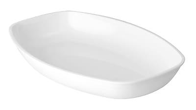 Fineline Settings Platter Pleasers 3525 Luau Bowl, White