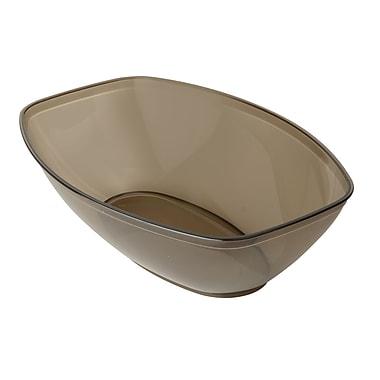 Fineline Settings Platter Pleasers 3501 Luau Bowl, Smoke