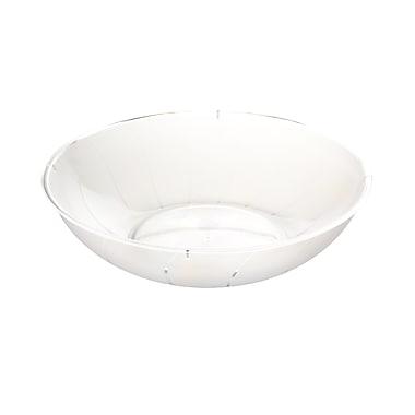 Fineline Settings Platter Pleasers 3505 Serving Bowl, Clear
