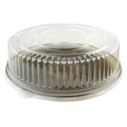 "Fineline Settings Platter Pleasers 9201-L Clear Dome PET Lid 12"""