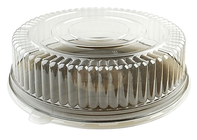Fineline Settings Platter Pleasers 9601-L Clear Dome PET Lid