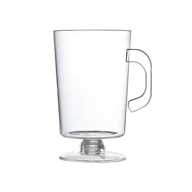 Fineline Settings Tiny Tempts 6416-CL Clear Tiny Espresso Mug