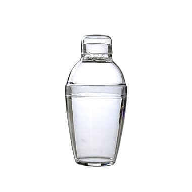 Fineline Settings Quenchers 4101 Neon Cocktail Shaker, Clear