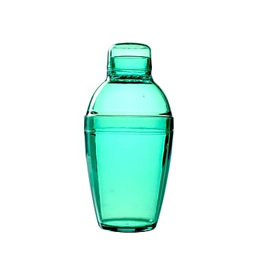 Fineline Settings Quenchers 4101 Neon Cocktail Shaker, Green