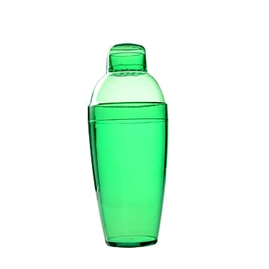 Fineline Settings Quenchers 4102 Neon Cocktail Shaker, Green