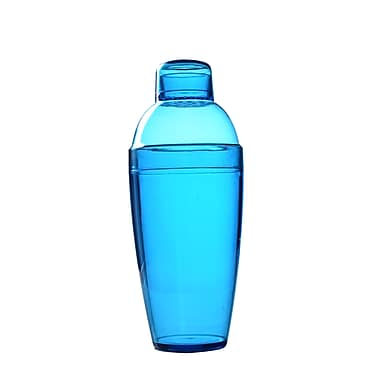Fineline Settings Quenchers 4102 Neon Cocktail Shaker, Blue