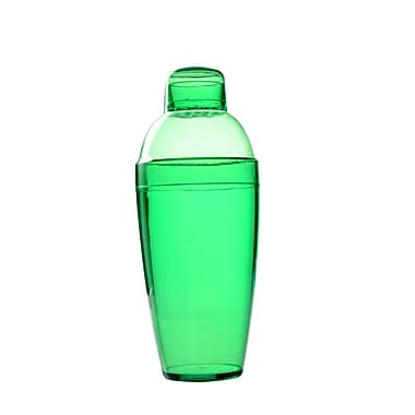 Fineline Settings Quenchers 4103 Neon Cocktail Shaker, Green
