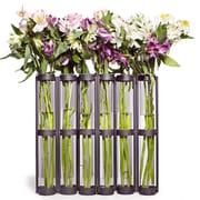 Danya B Tall Six Tube Hinged Vase