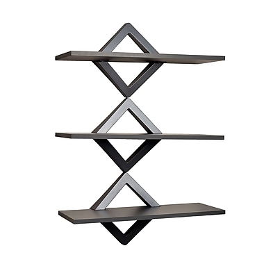 Danya B Diamonds Three Level Shelving System