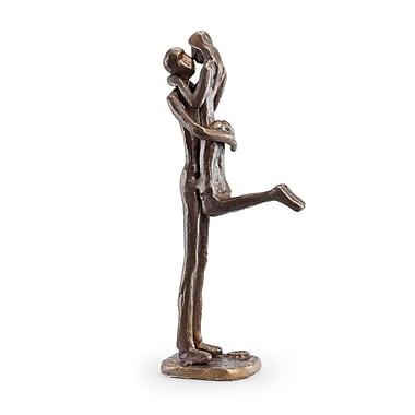 Danya B ZD12056 Passionate Kiss Bronze Sculpture